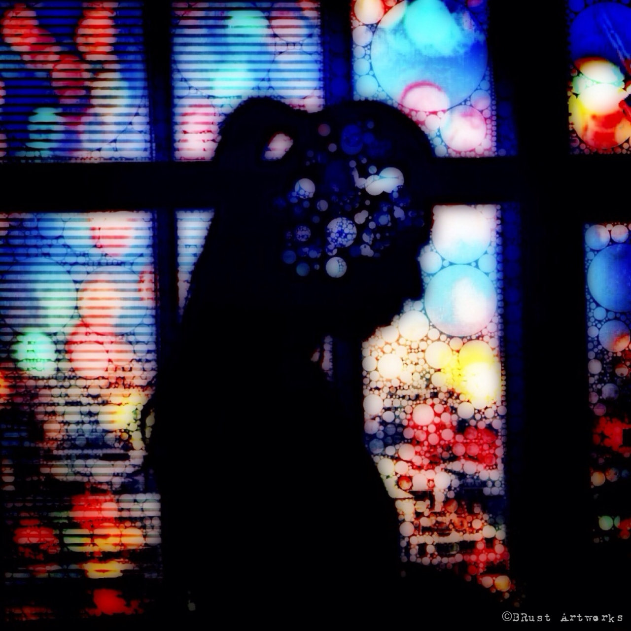 This piece was edited with: Diana Photo, Percolator, Decim8, Aviary, Dynamic Light, Fragment,...