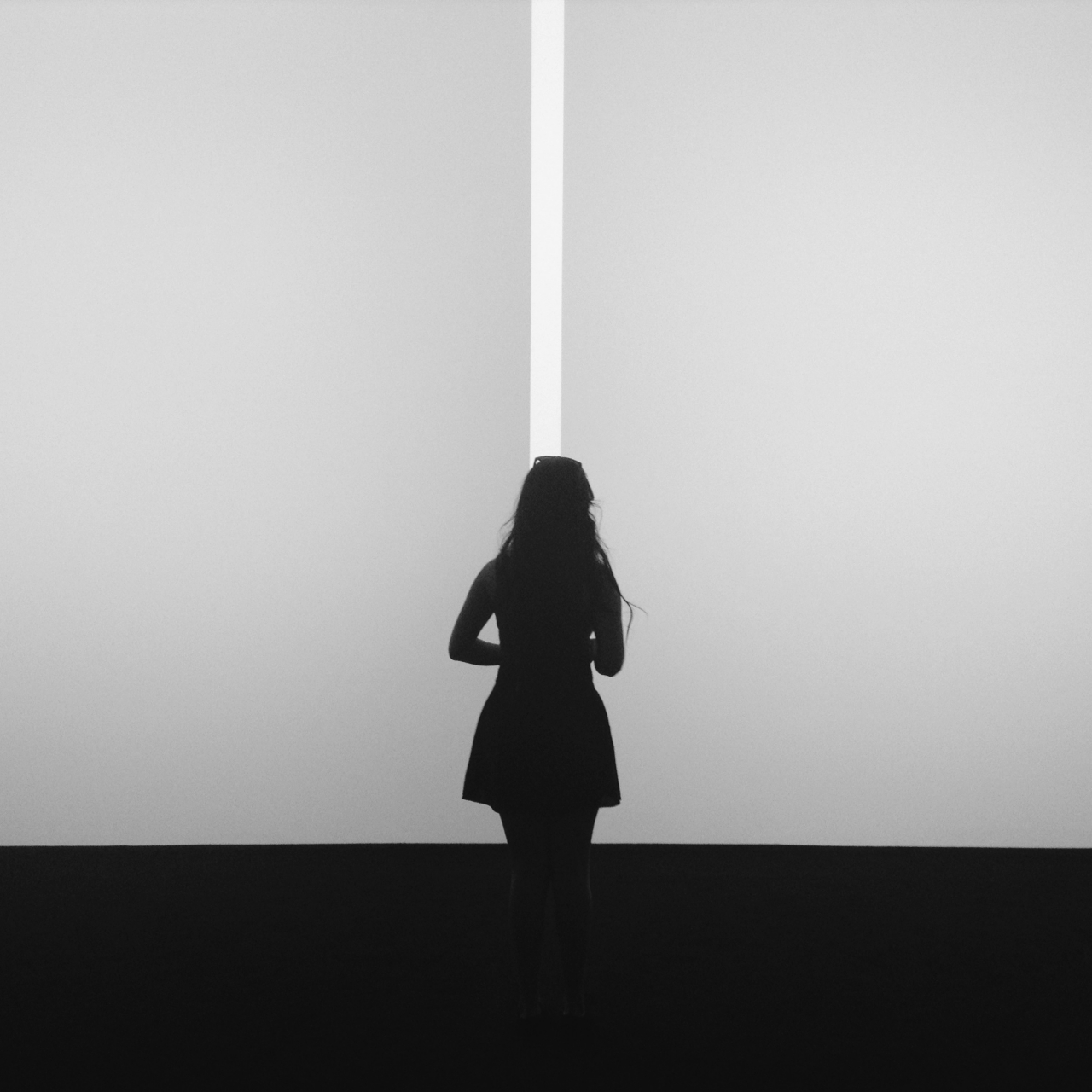 "#21DaysWORLD #HoustonTX<br /> At ""The Light Inside"" Exhibition by James Turrell"