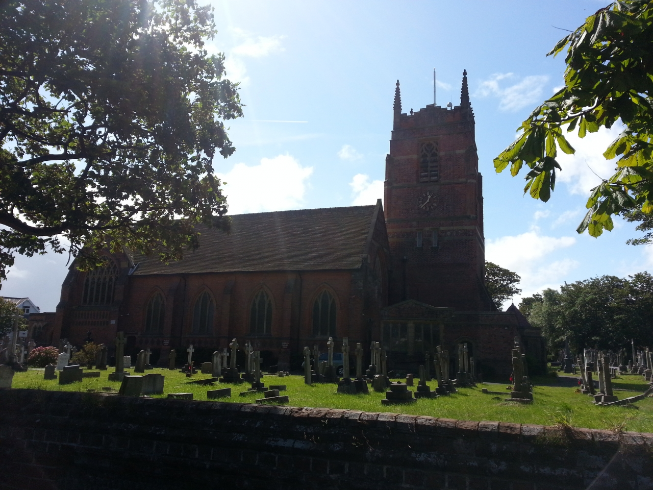 St Anne's Church was built in 1872–73 as a chapel of ease to St Cuthbert's Church,...