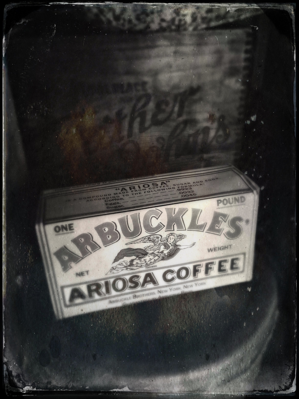 The Coffee That Won The West