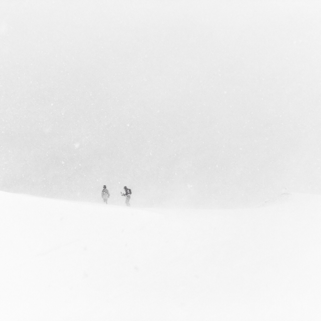 White out by lkbside
