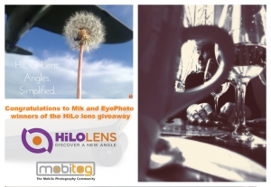 HiLo Lens Competition Winners...