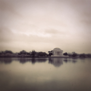 Dreamier Jefferson Memorial