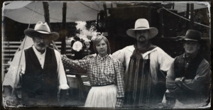 Life and Times of the American Chuck Wagon & Crew