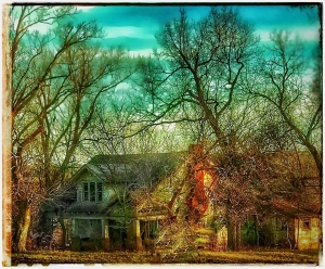 The old home place...