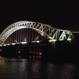 Runcorn bridge