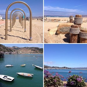 California Seascapes and more
